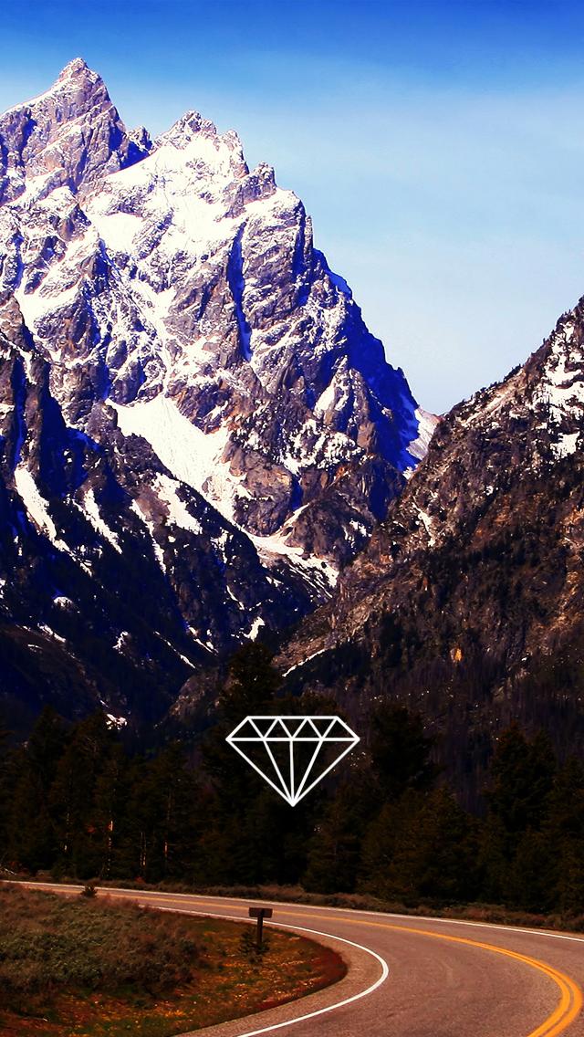 18 diamond iphone